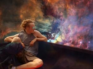 Hubble's 28th birthday picture: The Lagoon Nebula